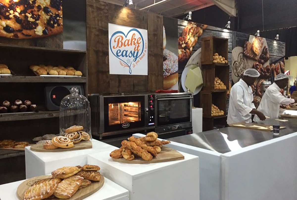 Bake It Easy Show 2014, Gallagher Estates