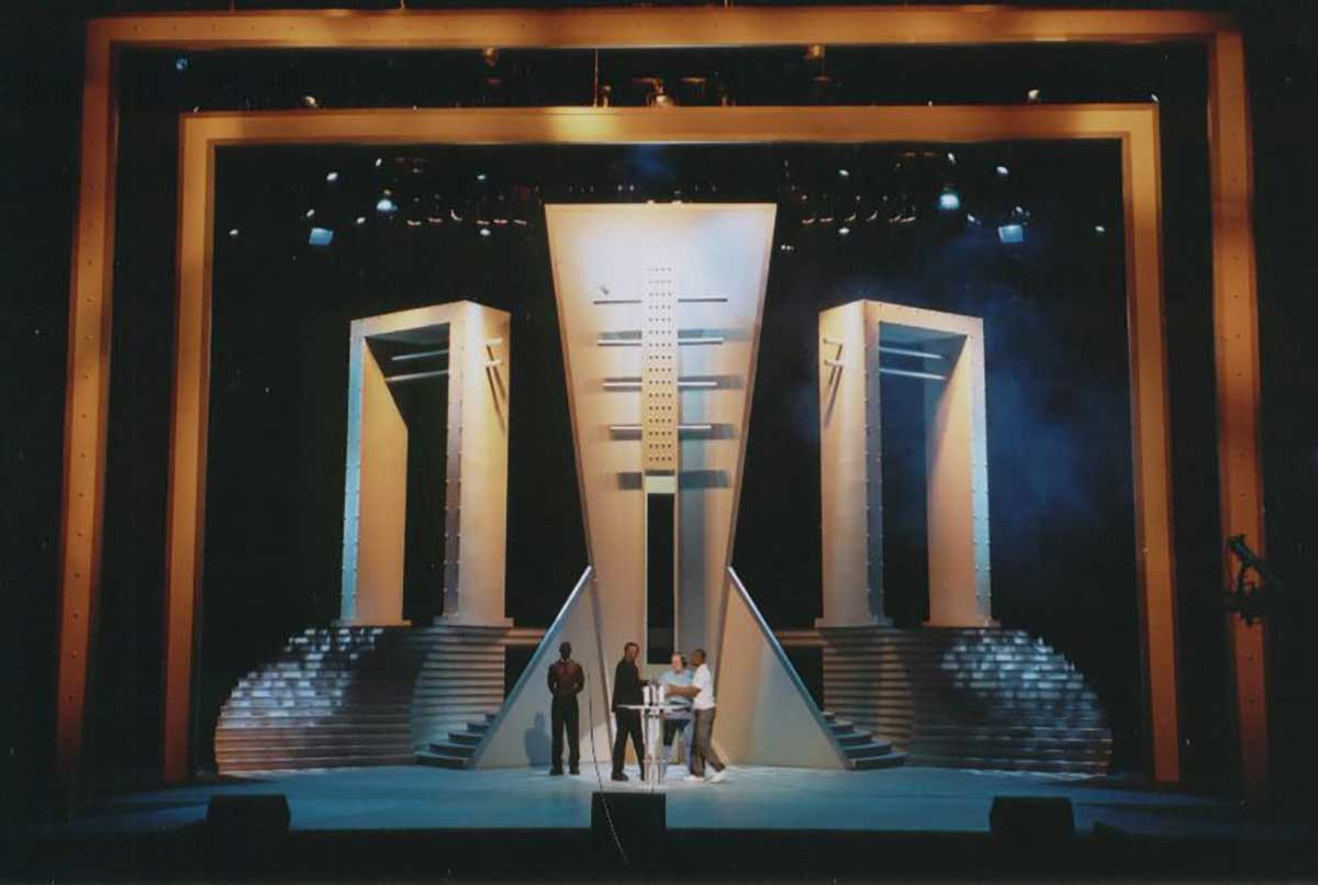 Duku Duku Awards 2001, SABC 1, Nelson Mandela Theatre