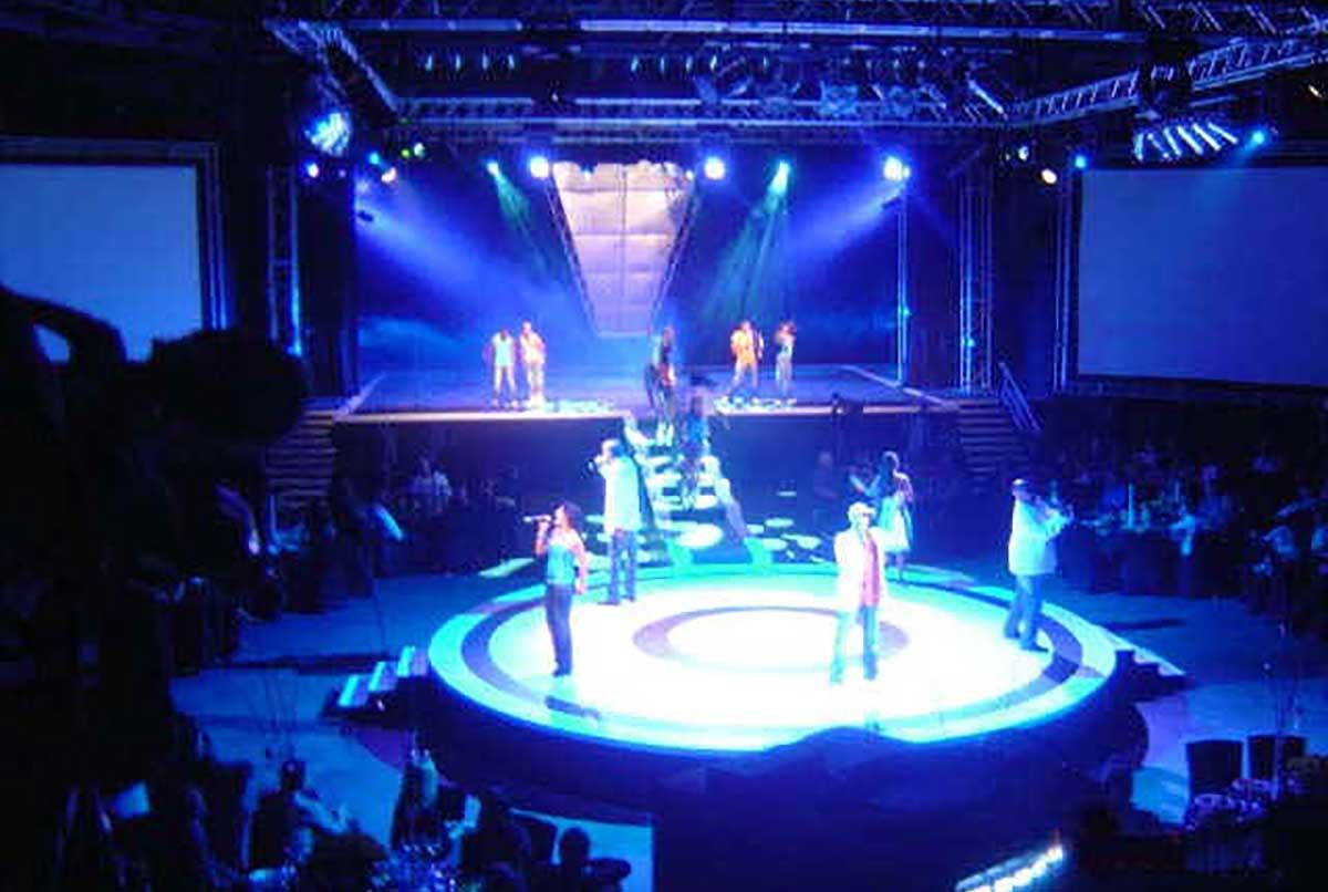 FNB Shine 2006, 360 Degrees, Vodaworld Midrand