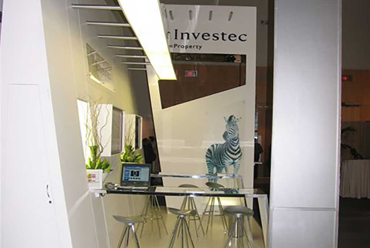 Investec Property 2008, 24 Carrots CTICC Exhibition Hall