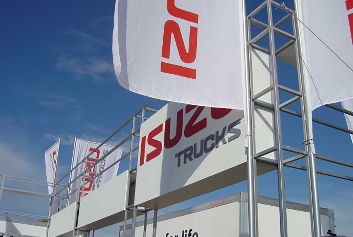 Isuzu Trucks for life, Nampo Agricultural Show 2007 360 Degrees NAMPO Showgrounds FS