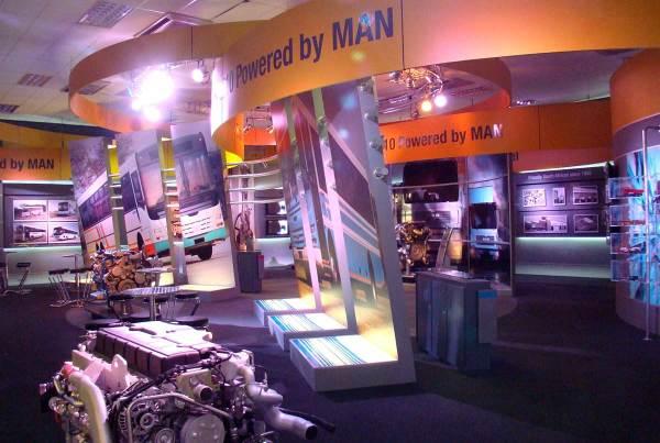 M.A.N. SA, JHB International Motor Show 2006, 24 Carrots Johannesburg Expo Centre Platinum Award, Commercial Vehicles