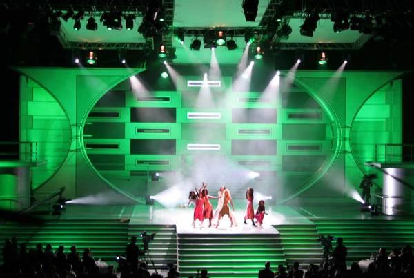 Miss SA / Miss SA Teen 2004, 2 Can Television, Sun City Superbowl