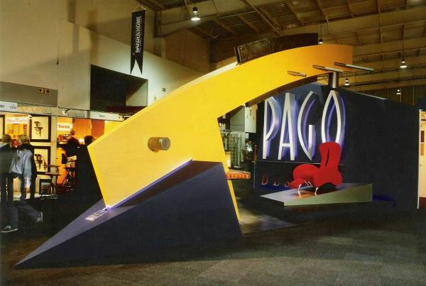 Pago Designs, Decorex 1999, Pago Gallagher Estate, Hall 5 Certificate of excellence