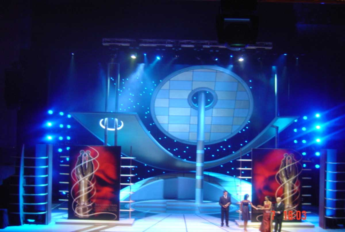 South African Film and Television Awards 2008, Clive Morris Productions, Pretoria State Theatre