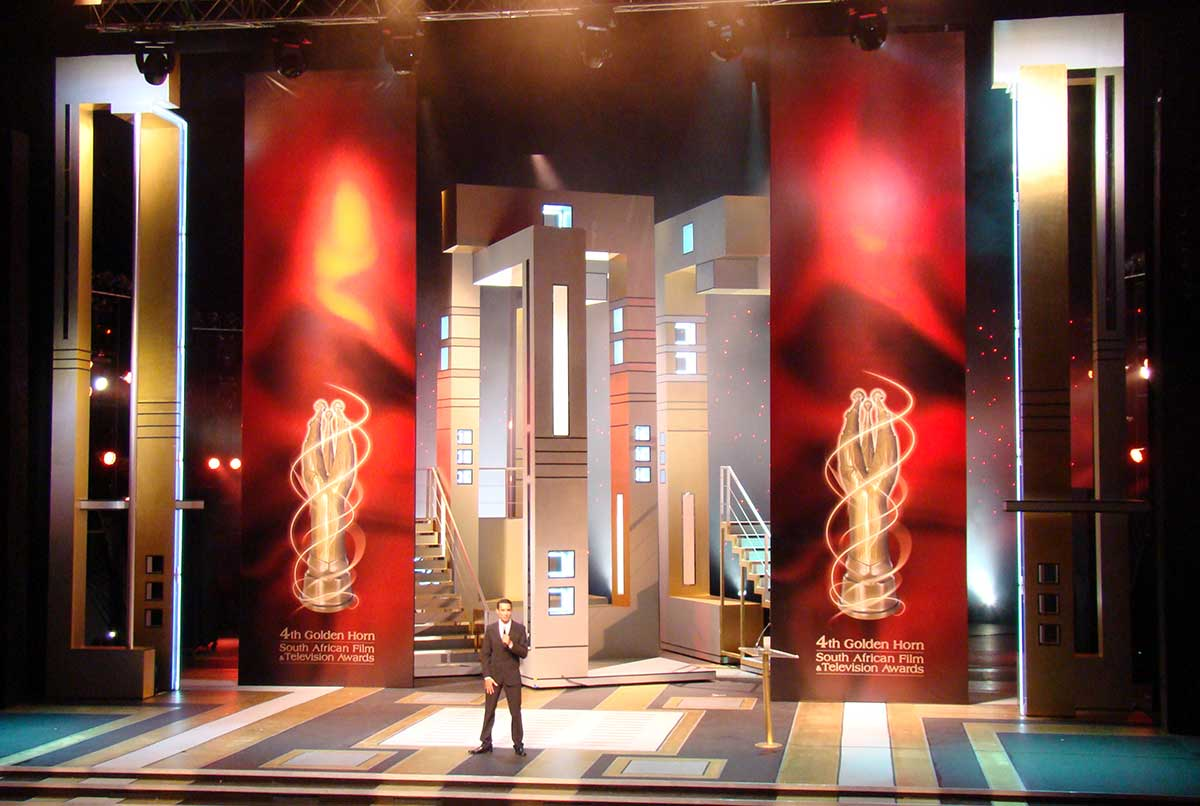 South African Film and Television Awards 2009, Clive Morris Productions, Pretoria State Theatre