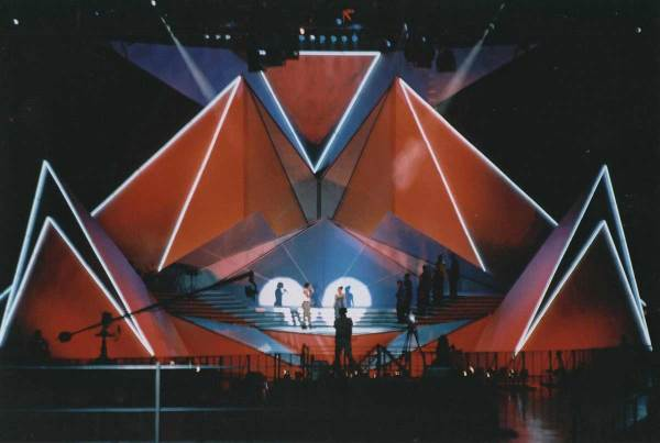 The Ultimate Event 2000, Protouch Events The Coca-Cola Dome