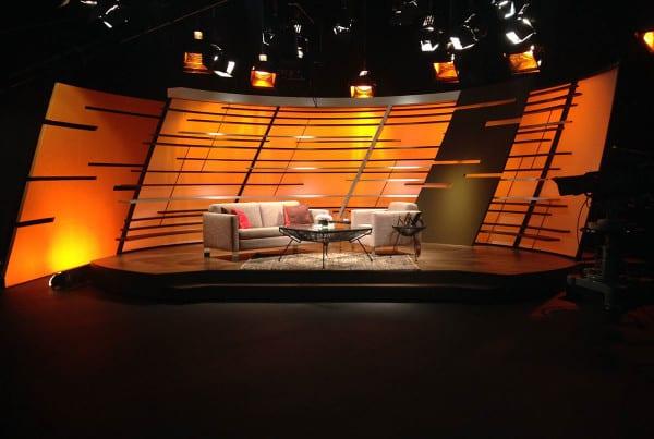 Visionaries Lounge SABC 2