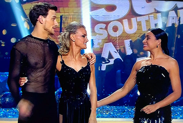 Dancing With The Stars 2018