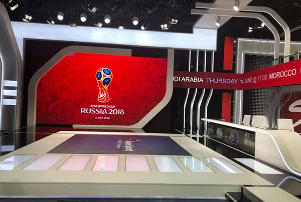Russia Soccer World Cup 2018