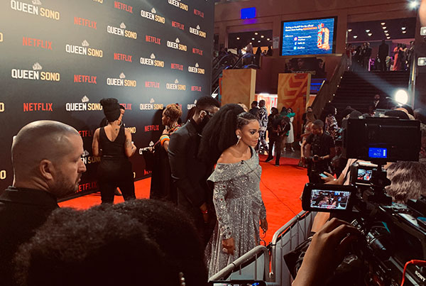 Queen Sona South Africa Netflix Premiere